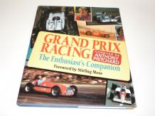 GRAND PRIX RACING - THE ENTHUSIASTS COMPANION. Pritchard